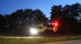 Traumahelikopter ingezet in Haamstede